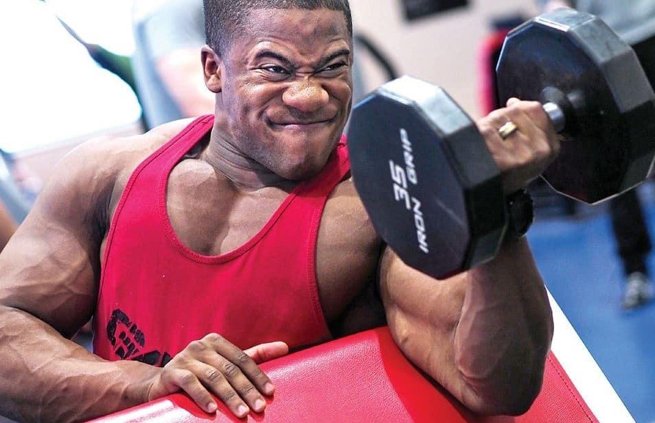Músculo bíceps do puxado sintomas