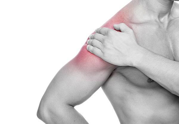 tendinite calcária no ombro tem cura